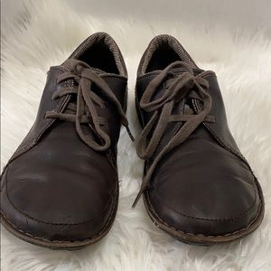 Patagonia Loulu Mens US Size 10 brown velvet